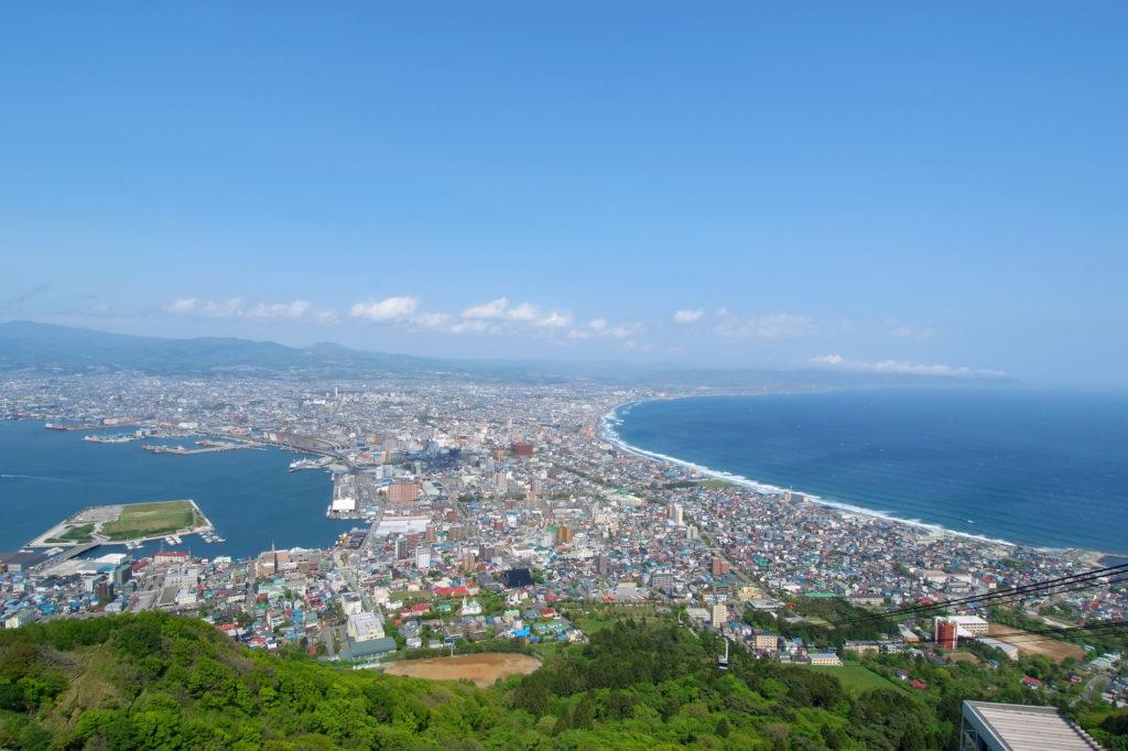 函館市の画像