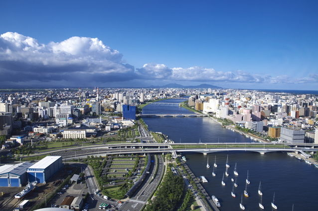 新潟市の画像