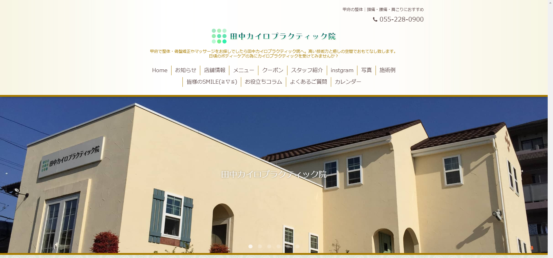 田中カイロプラクティック院のサムネイル
