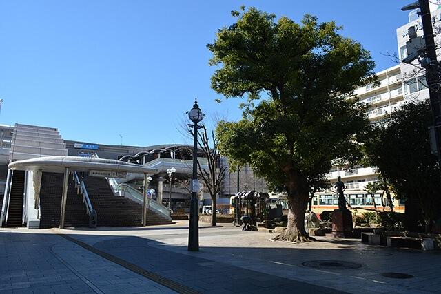 秦野駅の画像