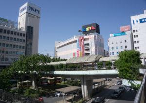 藤沢駅の画像