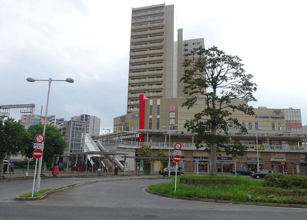小田急相模原駅の画像