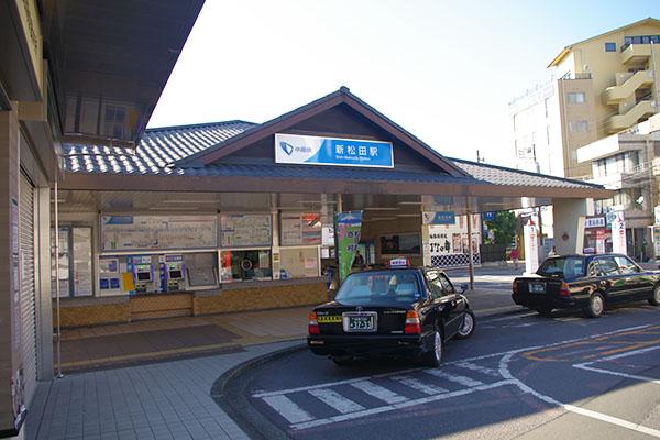 新松田駅の画像
