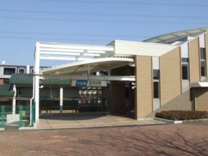 五月台駅の画像