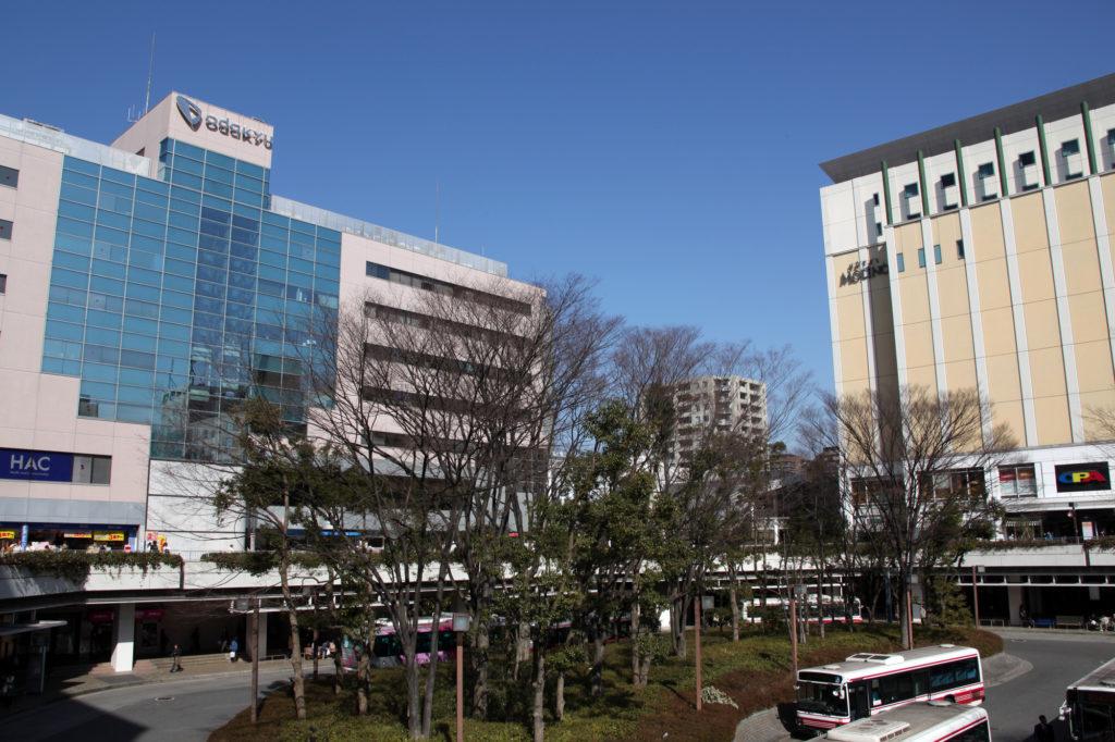 新百合ヶ丘駅の画像