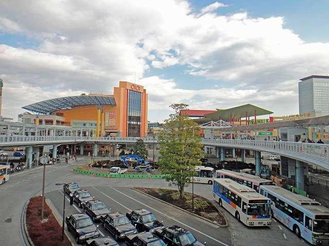 海老名駅の画像