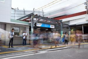 下北沢駅の画像