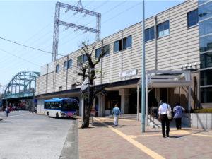 宮前平駅の画像