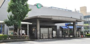 青葉台駅の画像