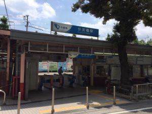 参宮橋駅の画像