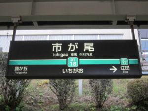 市が尾駅の画像