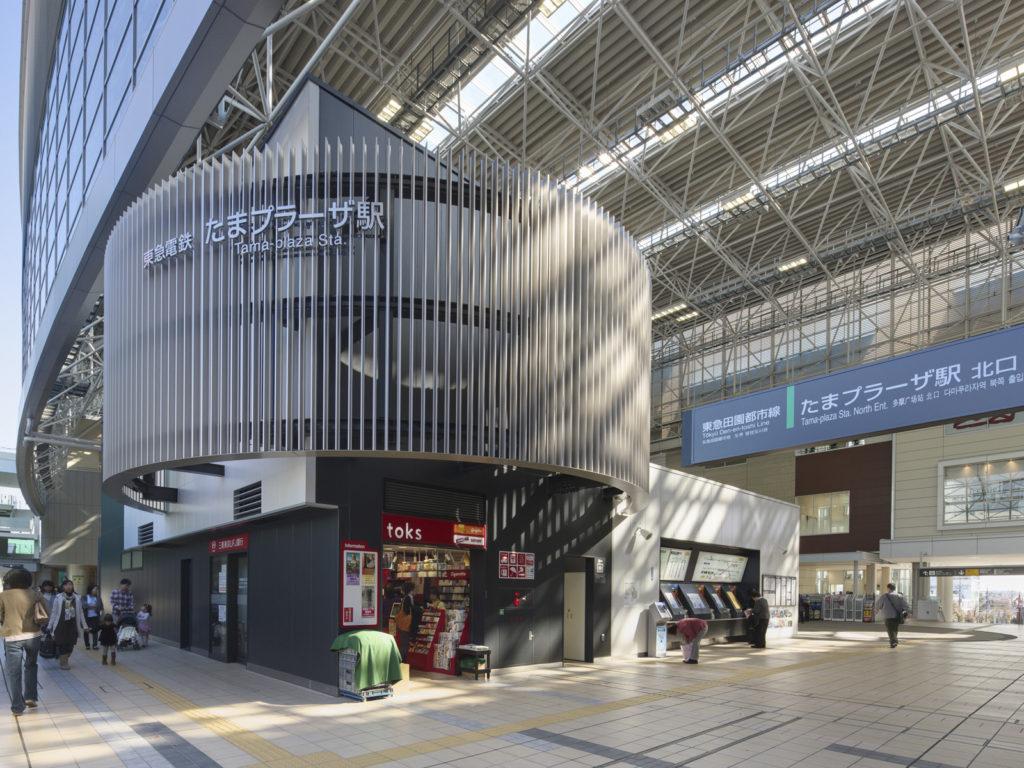 たまプラーザ駅の画像