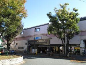 梅ヶ丘駅の画像
