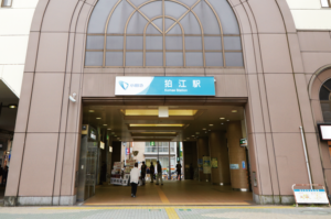 狛江駅の画像