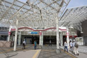 百合ヶ丘駅の画像